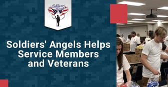 Soldiers' Angels: Card Rewards Donations Can Help Military Service Members, Veterans, and Families in Need