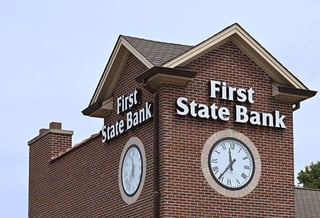 Photo of First State Bank exterior