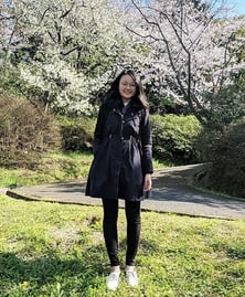 Photo of Jen Yip, Founder of the Lunch Money app.