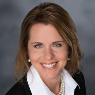 Photo of First State Bank President and CEO Luanne Cundiff