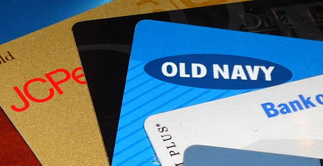 What's a Store Credit Card?
