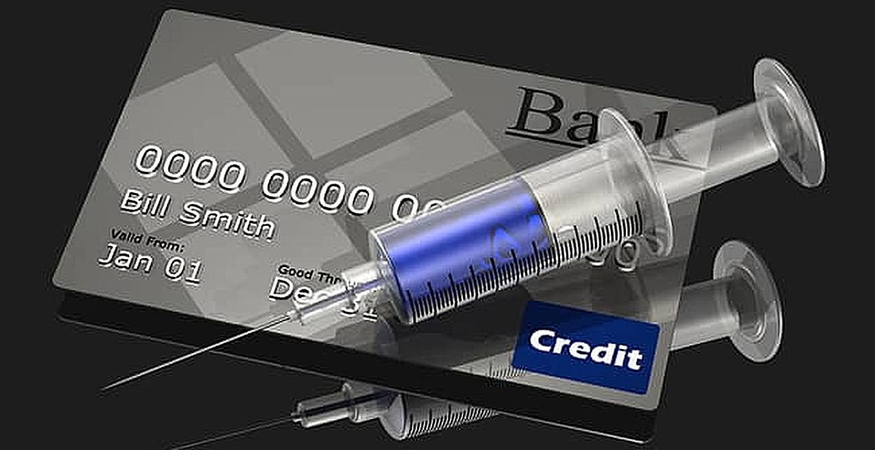 Could You Be Addicted to Credit Cards?
