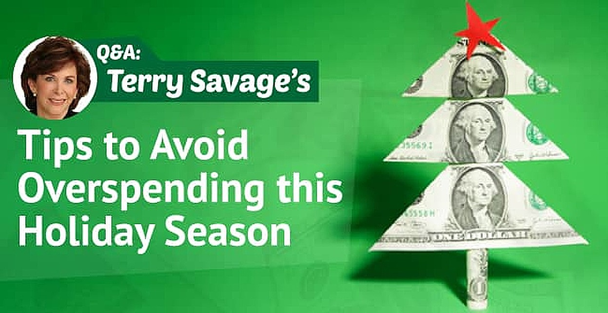 Terry Savage's Tips to Avoid Overspending this Holiday Season