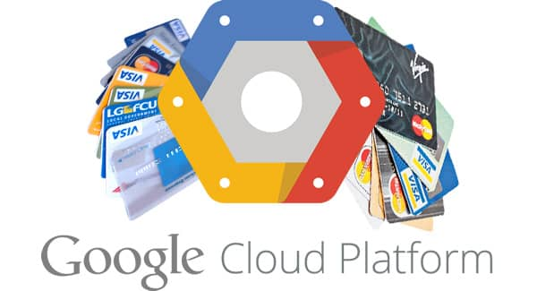 Google Cloud Platform Approved for Credit Card Use