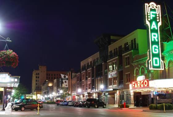 A Photo of Fargo, North Dakota