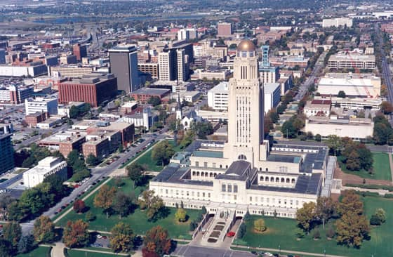 A Photo of Lincoln, Nebraska