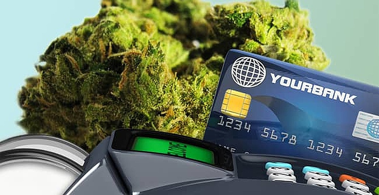 Marijuana Dispensaries Start to Accept Credit Cards