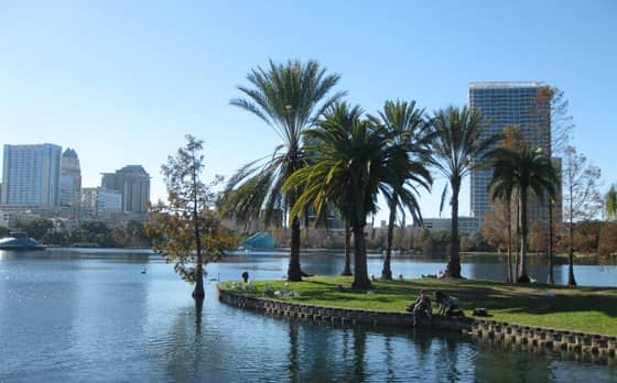 A Photo of Orlando, Florida