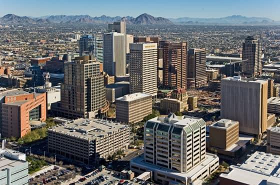A Photo of Phoenix, Arizona