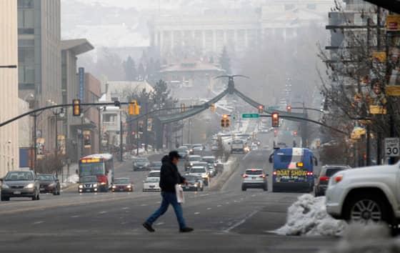 A Photo of Salt Lake City, Utah