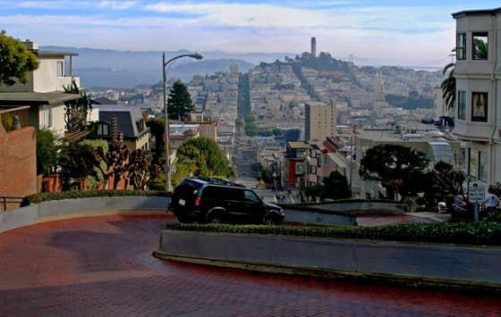 A Photo of San Francisco, California