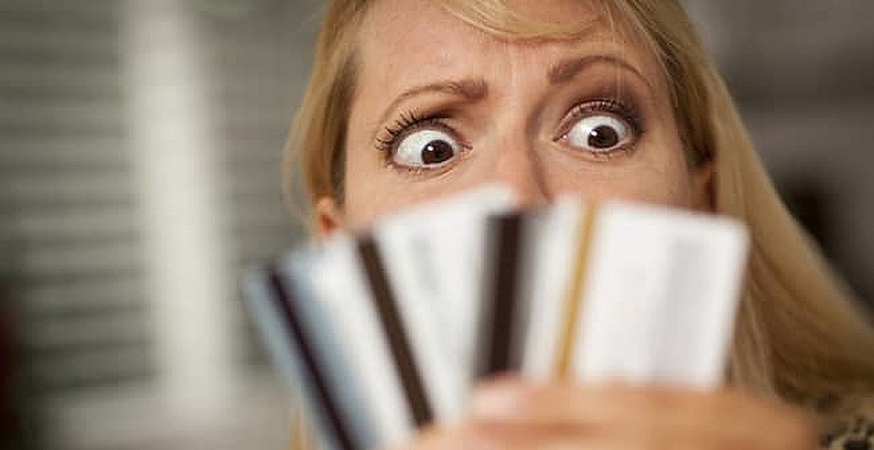 5 Common Credit Card Blunders (and How to Fix Them)