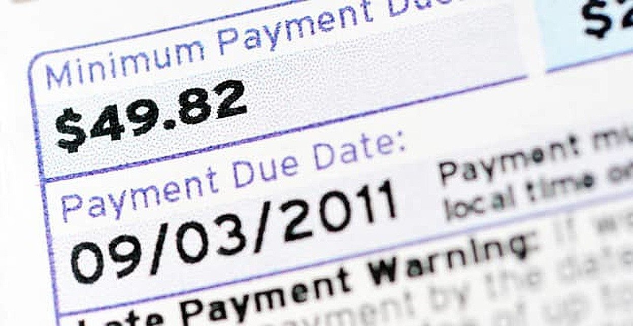 How Credit Card Companies Calculate Your Minimum Payment