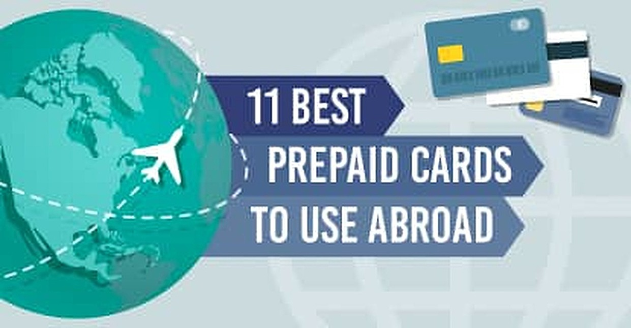 "11 Best ""Prepaid Cards"" to Use Abroad (2015)"