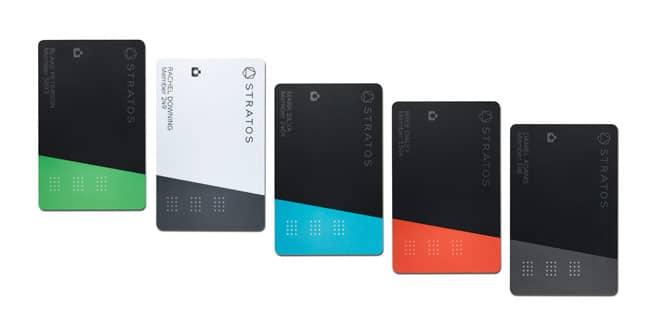 The Stratos Card: Attractive Design, Unattractive Performance