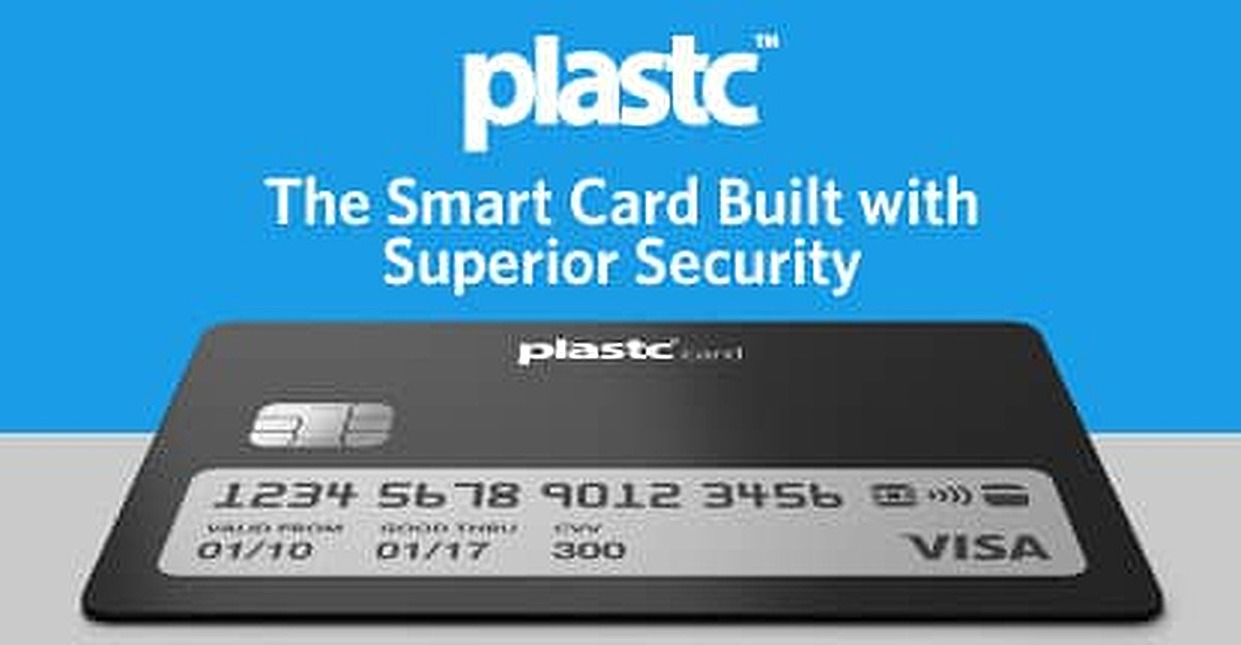 Plastc – The Smart Card Built with Superior Security – Is About to Take the Market by Storm