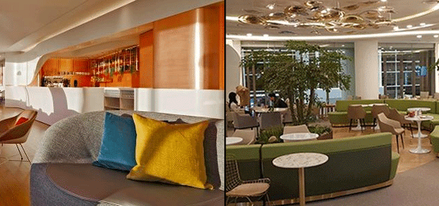 Photos of Priority Pass Airport Lounges