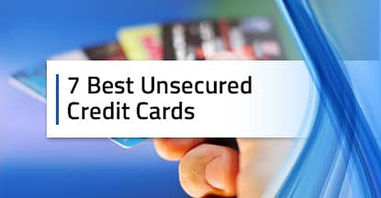 7 best unsecured credit cards for bad credit cardrates 7 best unsecured credit cards for bad credit reheart Choice Image