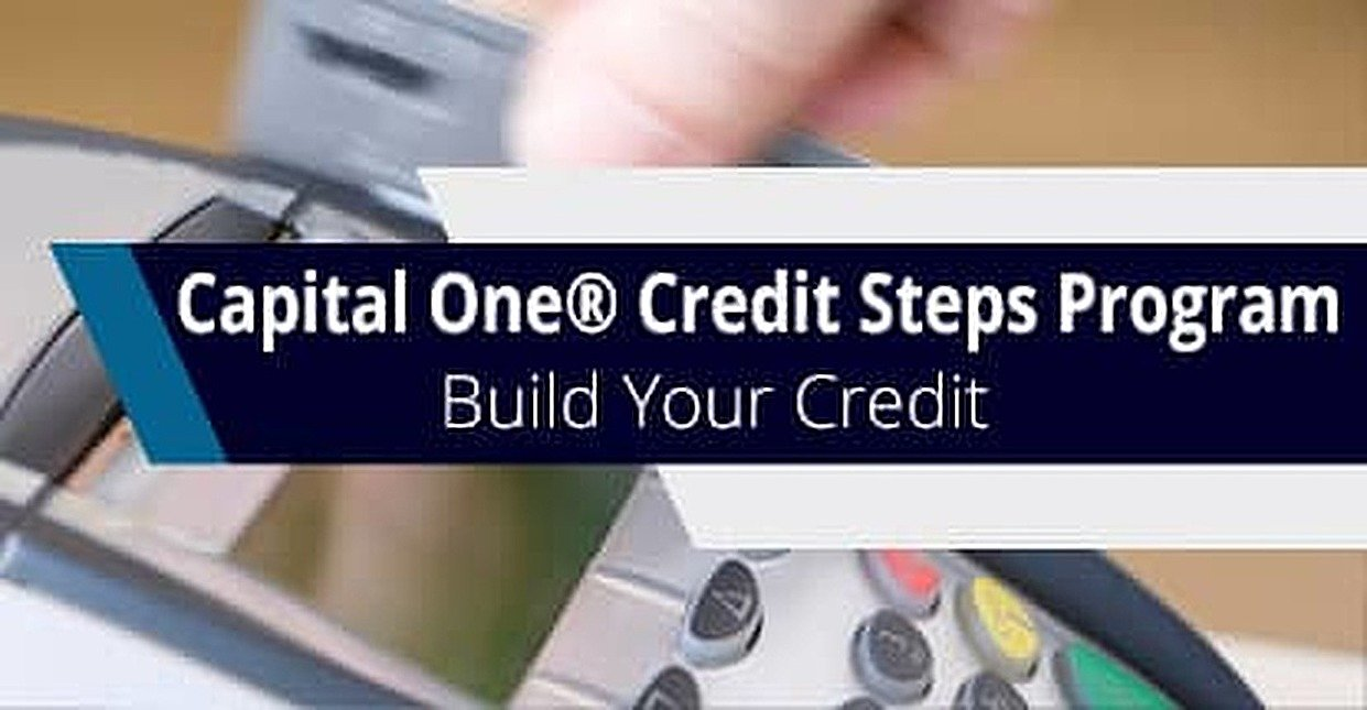 Capital One Credit Steps Program