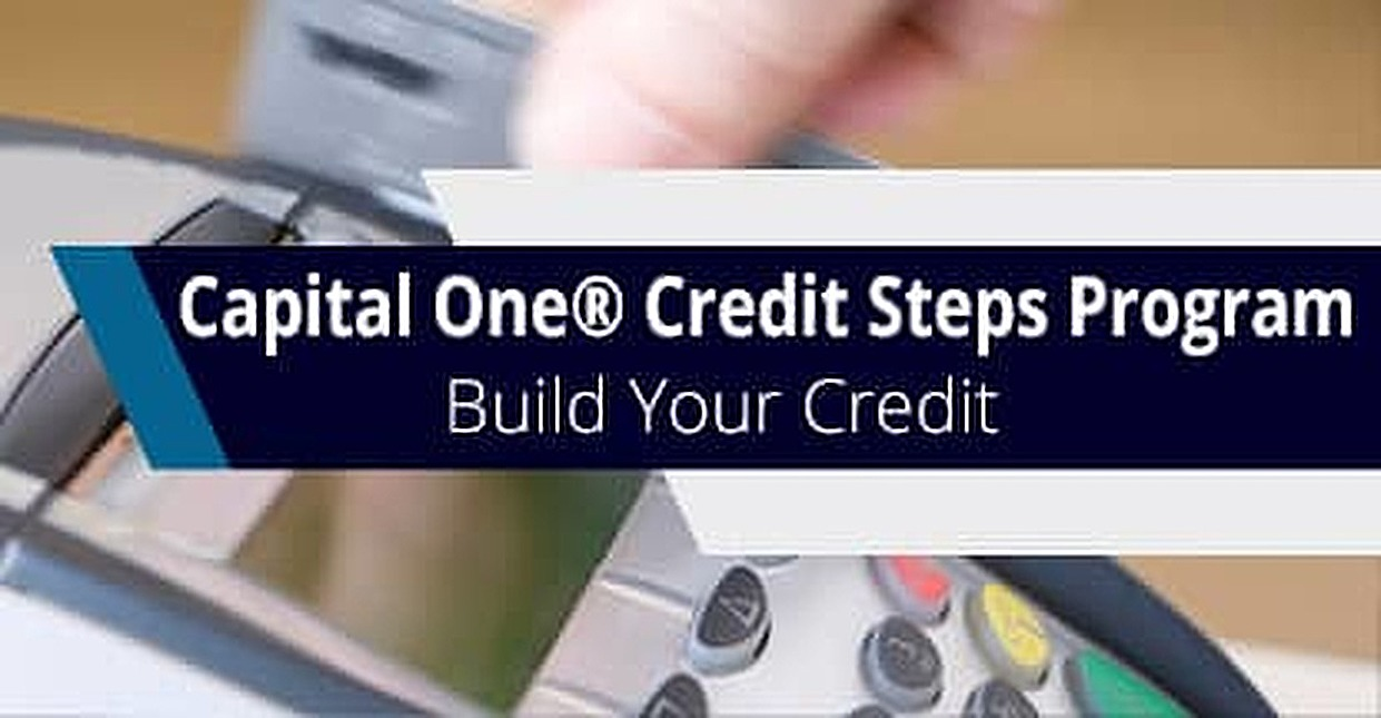 Capital One® Credit Steps Program (3 Things to Know