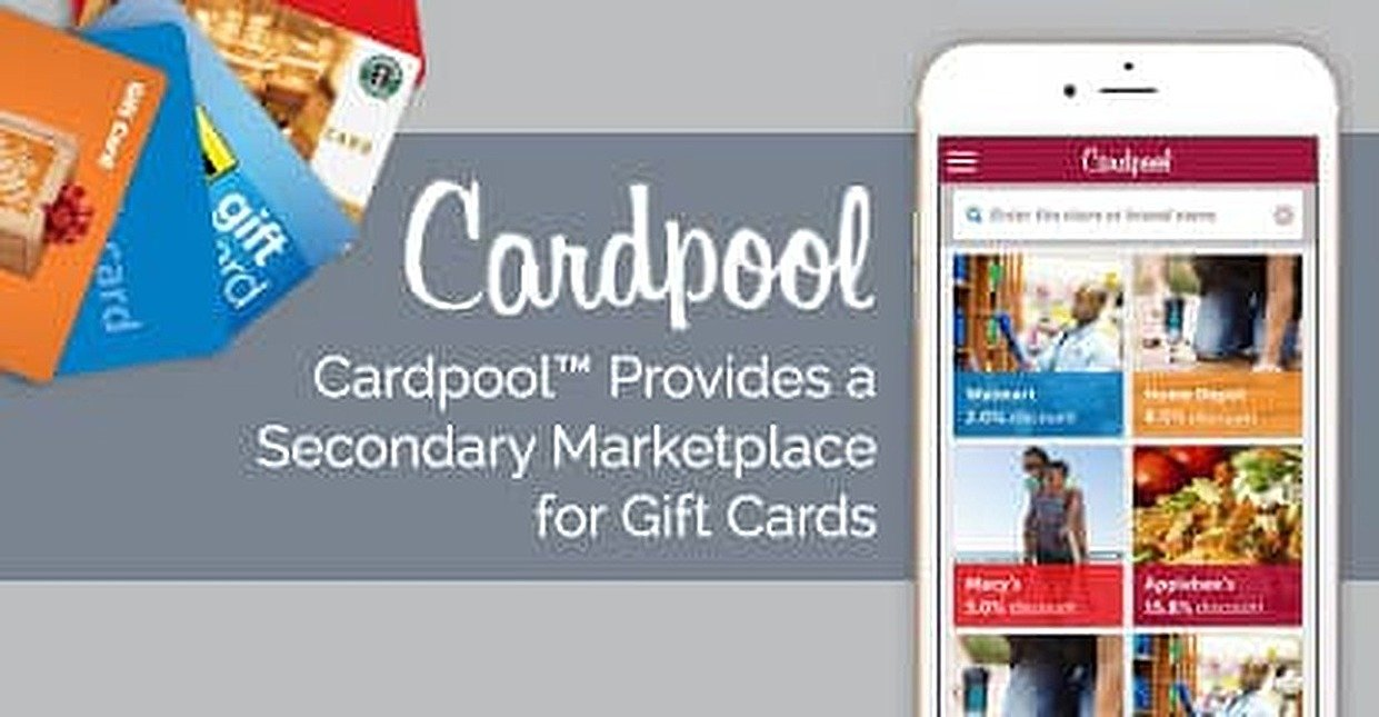 Cardpool™ Provides a Secondary Marketplace for Gift Cards