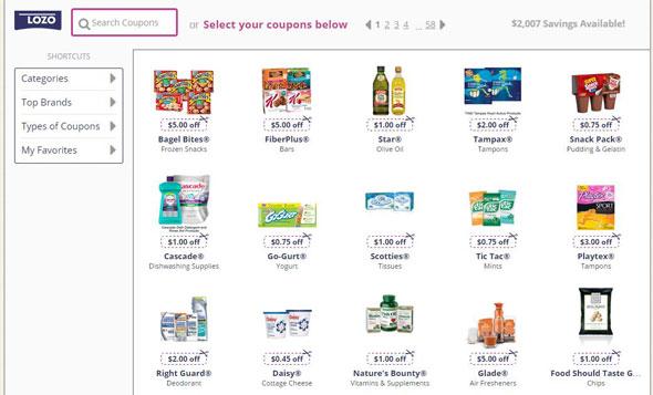 LOZO's Grocery Bundler Tool