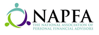 An image of the National Association of Personal Financial Advisors (NAPFA) logo