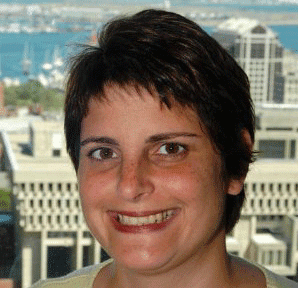 Director of Corporate and Partner Communications Allesandra Lanza