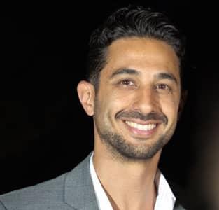 Headshot of Amad Ebrahimi