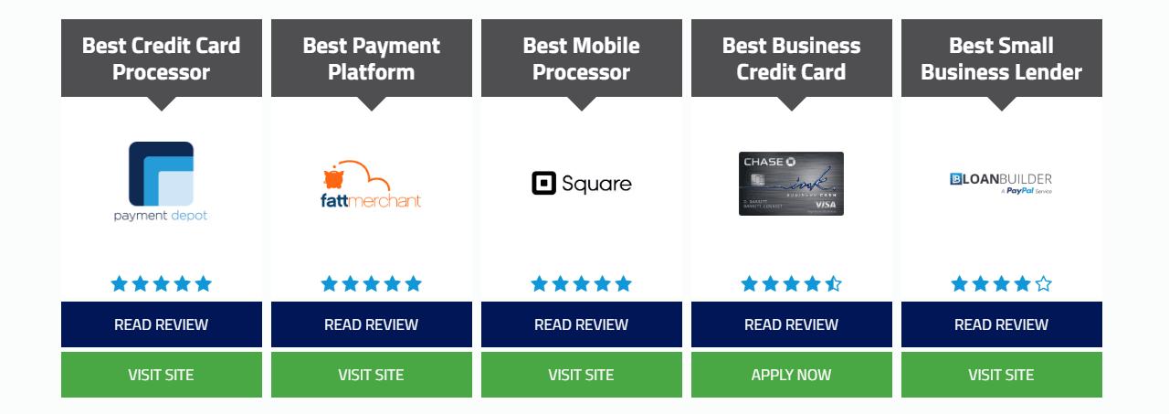 Merchant Maverick Reviews Screenshot
