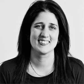 Screenshot of Natasha Lala, Chief of Staff and Head of Business Solutions at OANDA