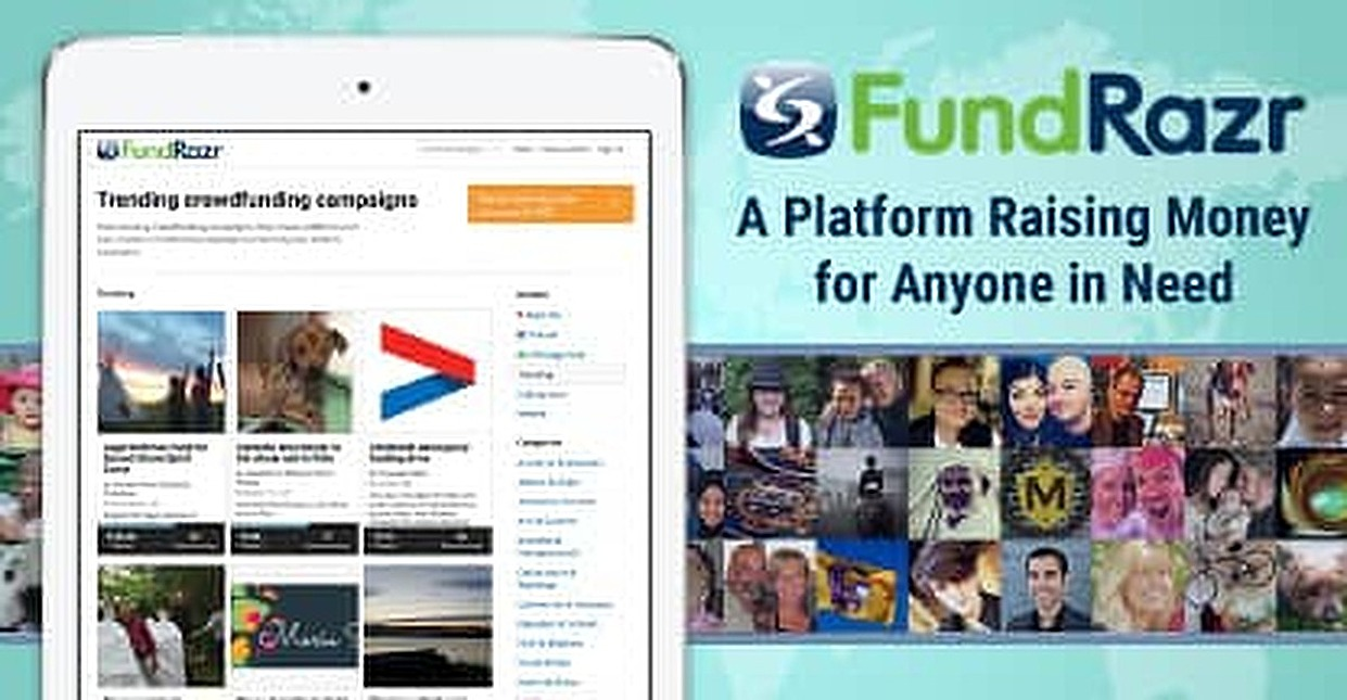 Crowdfunding for Anyone in Need: the FundRazr Platform Has Raised Over $85M for Personal Causes