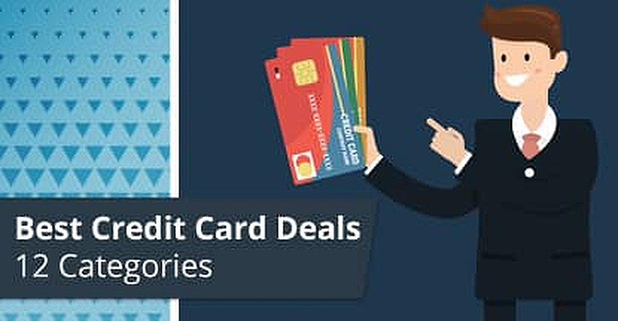 12 Best Credit Card Deals (Airline, Travel, Transfer, 0% APR & More)