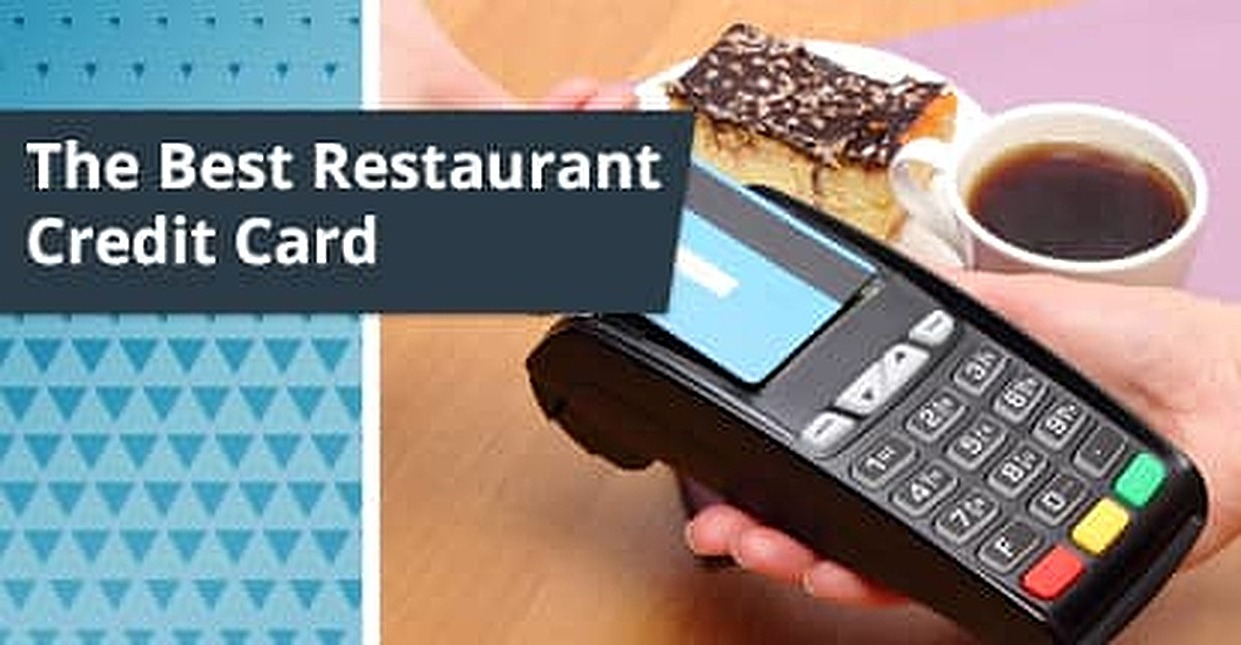 best-credit-cards-for-restaurants