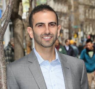 Photo of Liran Amrany Debitize CEO