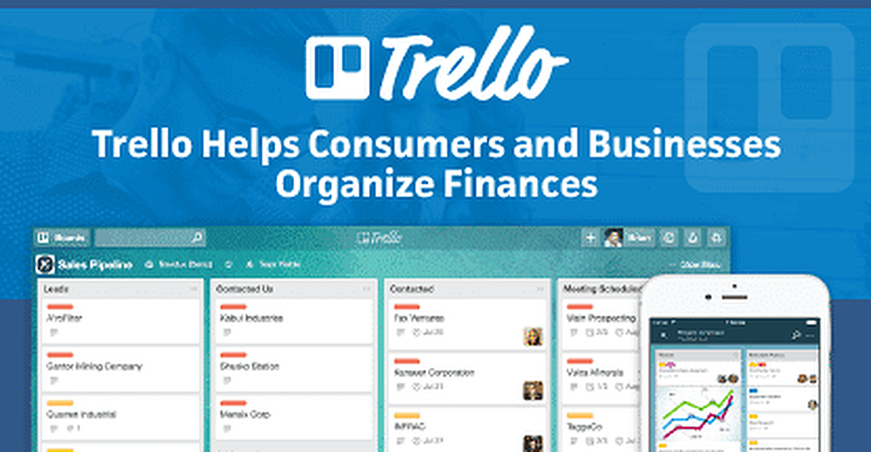 "More Than Just a ""To Do"" List — Trello Helps Consumers and Businesses Stay Organized and On Top of Finances"