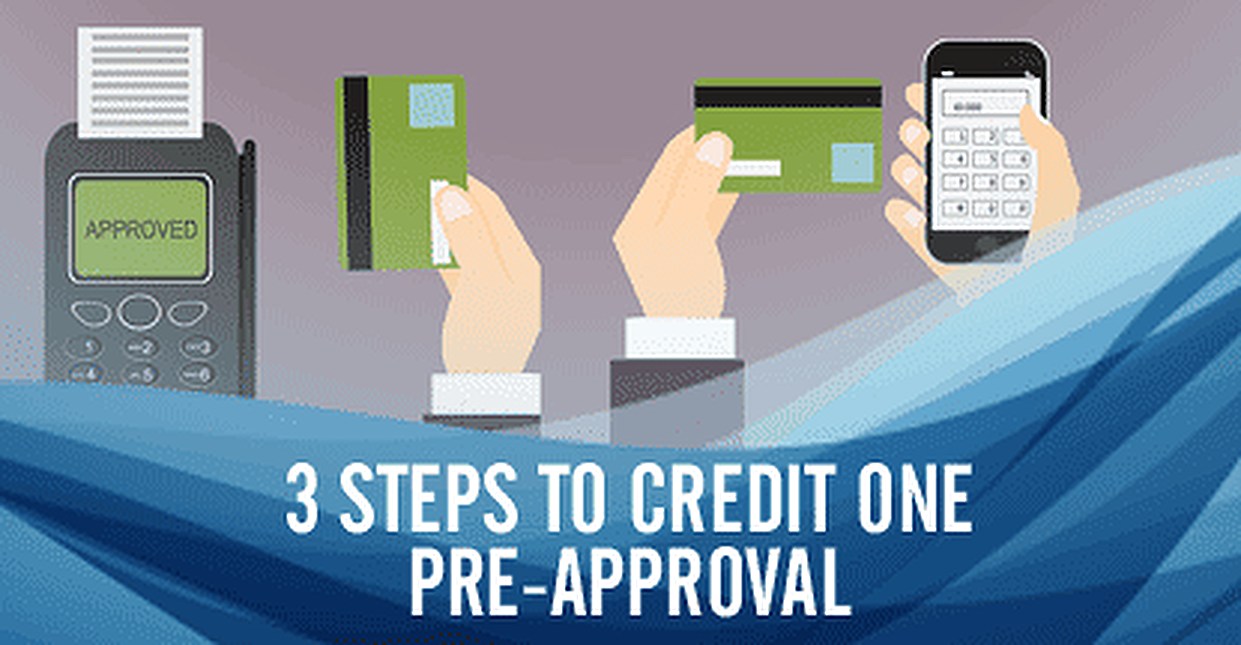 Citi Credit Card Pre Qualify >> 3 Steps to Credit One Pre-Approval (How to Pre-Qualify + 5 ...