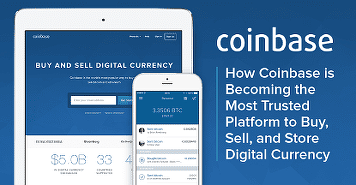 4.8M Users & $5B Exchanged: How Coinbase is Becoming the Most Trusted Platform to Buy, Sell, and Store Digital Currency