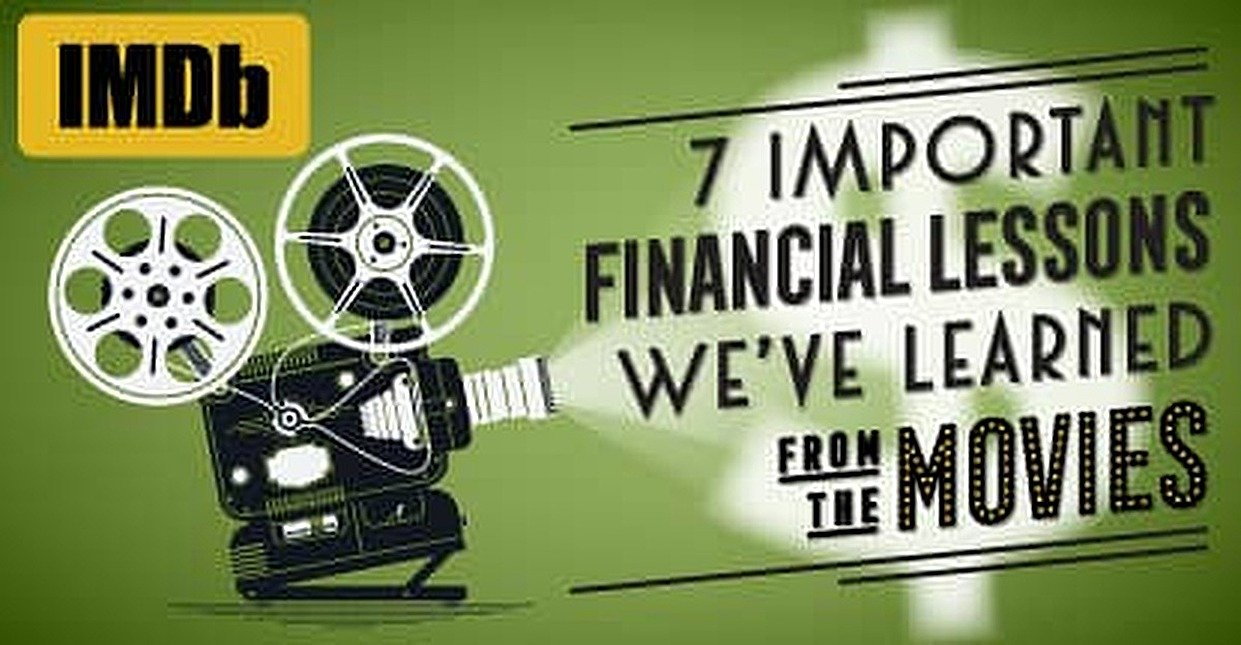 7 Important Financial Lessons We've Learned from the Movies — and the IMDb Founder Who's Watched More than 10,000 of Them