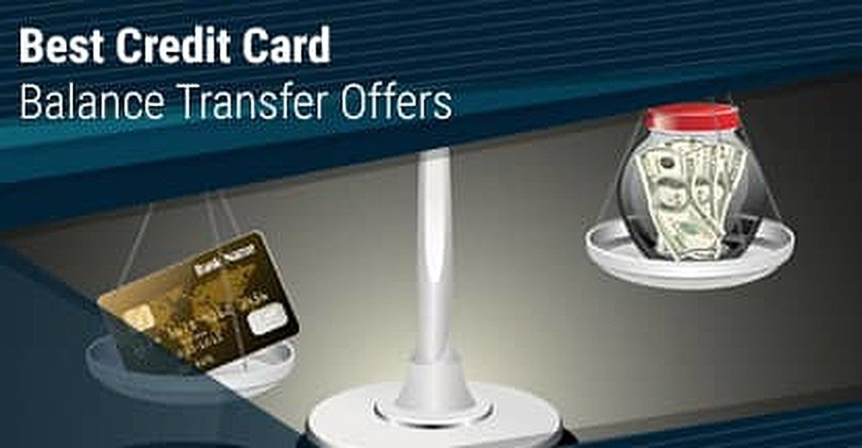 "14 Best — Credit Card ""Balance Transfer"" Offers (0% Interest up to 18 Mo.)"