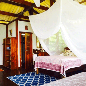 Casa Cayuco Eco Adventure Lodge - Bocas del Toro - Panema