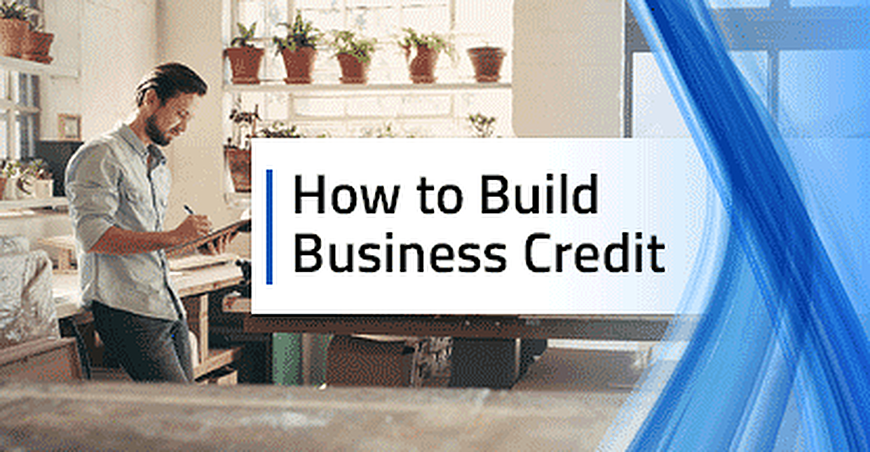 how to get business credit fast