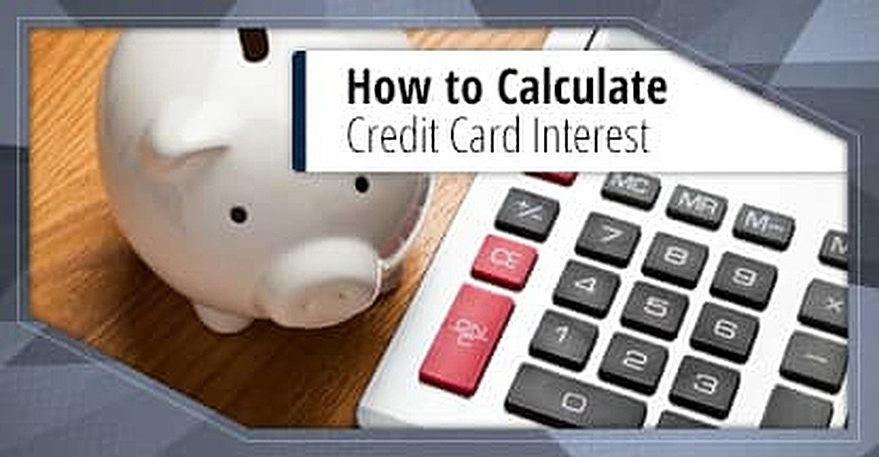 """How to Calculate Credit Card Interest"" (3 Steps to Find Your Rate)"