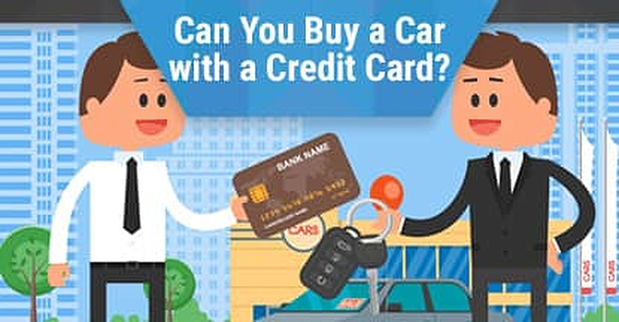 """3 Do's & Don'ts — """"Can You Buy a Car with a Credit Card?"""" (New & Used)"""