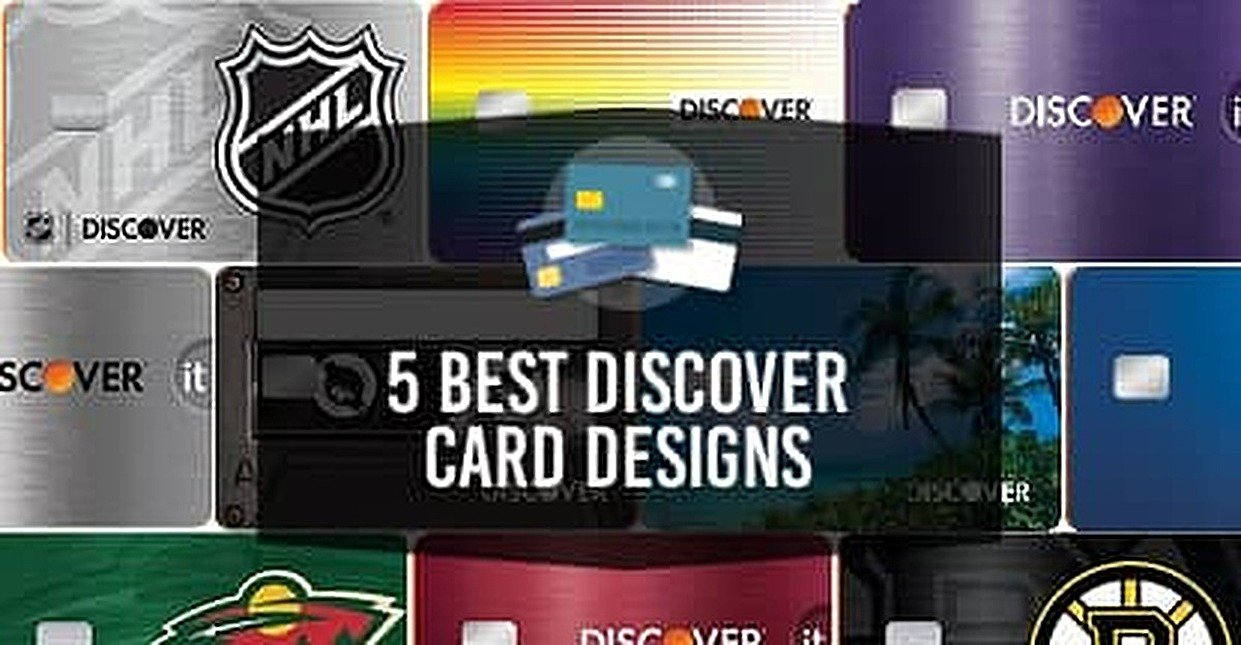 5 Best Discover Card Designs (Options for Discover it®, Chrome & More)