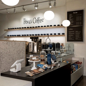 Photo of Peet's Coffee Inside Capital One Café