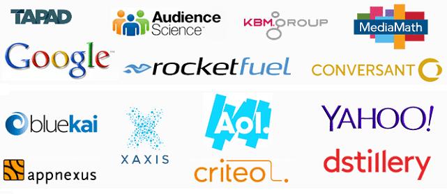 Screenshot of NAI Member Logos