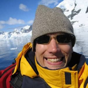 Photo of Jonathan Brunger, General Manager for Adventure Life