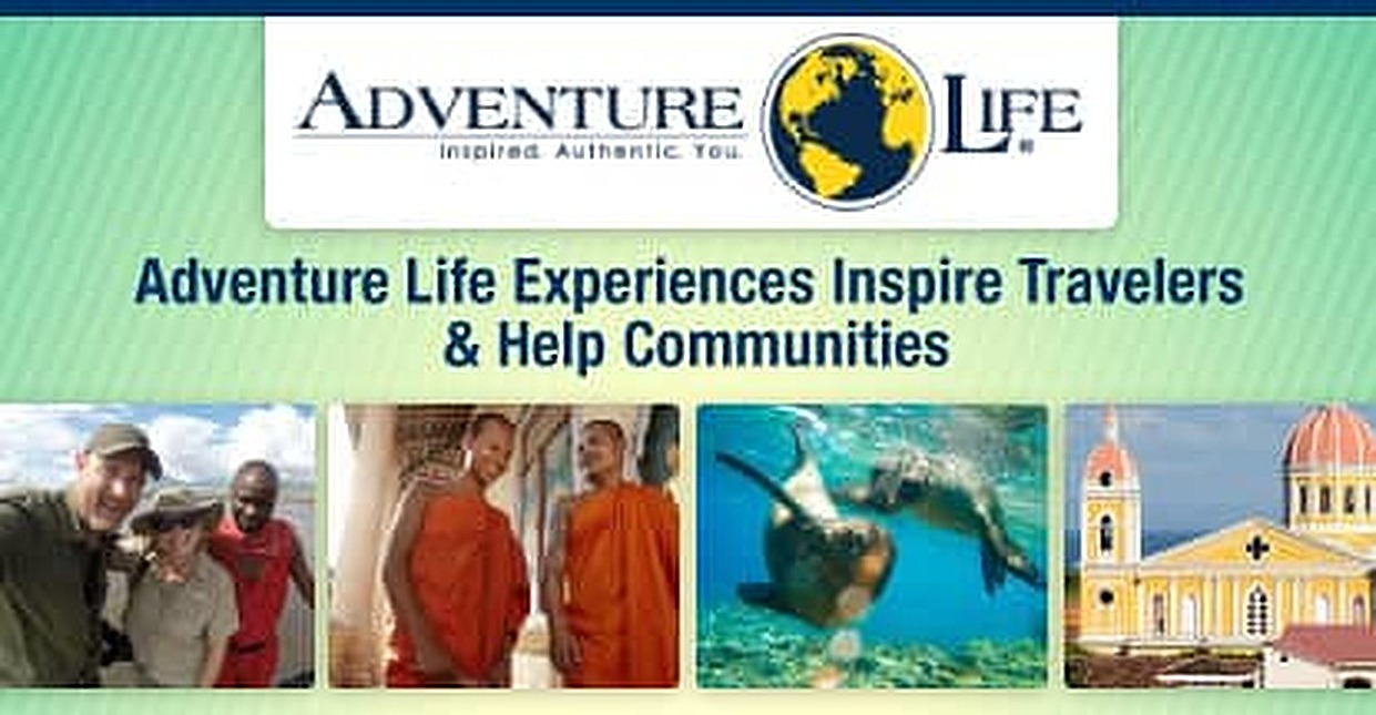 Adventure Life Tours and Cruises Create Authentic Travel Experiences & Inspire Travelers to Give Back to Destination Communities