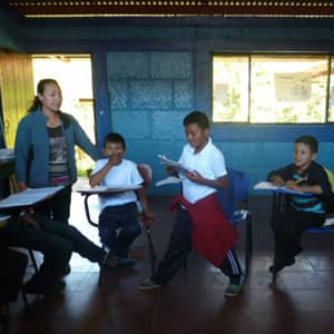 Photo of Adventure Life Funded Teacher in Nicaragua